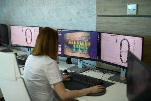 tecnologia digitale 3D per laboratorio e implantologia