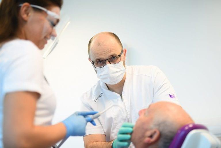 Consiglio medico dal dentista